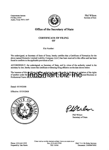Texas Llc How To Form Texas Llc Tax Savings And Asset