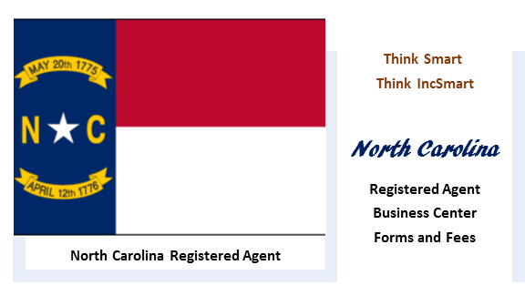 North Carolina LLC - Form, Filing, Fees. IncSmart North Carolina