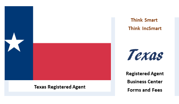 Texas LLC - Form, Filing, Fees. IncSmart Texas